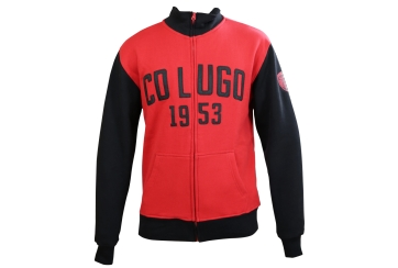 Zip Jacket CD LUGO 1953 Adulto