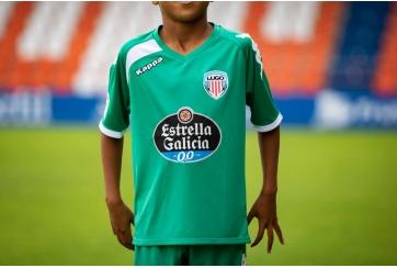 Camiseta Portero Primera Equipación Infantil 19/20
