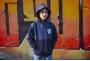 Sudadera con capucha Azul Infantil