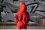 Sudadera con Capucha Roja infantil