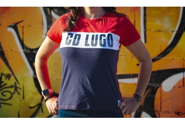 Camiseta MCMLIII Lugo Mujer