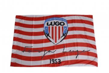 Bandera Oficial Club Deportivo Lugo