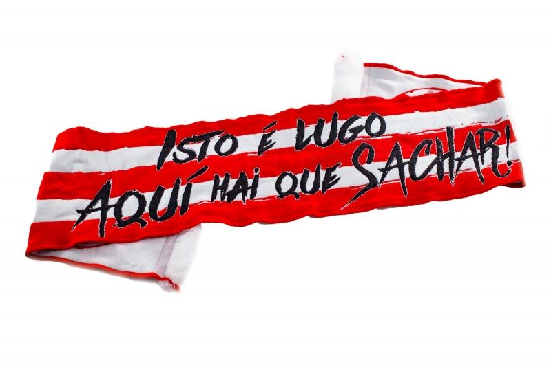 Bufanda Isto É Lugo