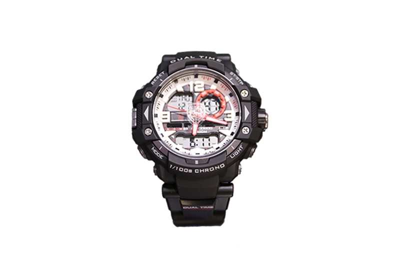 Reloj Club Deportivo Lugo Dual Time