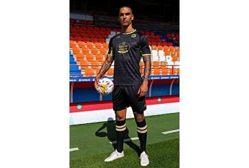 Camiseta Jugador Segunda Equipación 21/22 LUCUS KOMBAT
