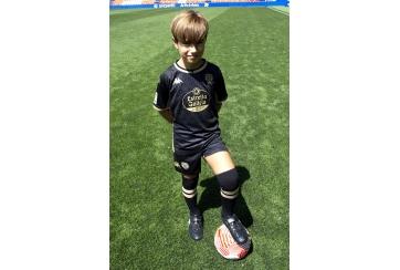 Camiseta Jugador Segunda Equipación Infantil  21/22 LUCUS KOMBAT