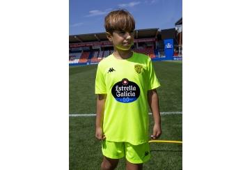 Camiseta Portero Primera Equipación Infantil 21/22