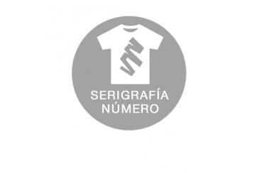 Serigrafía Número