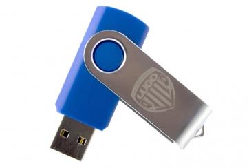 Memoria USB 8gb y 2,0 en caja