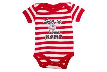 Body de bebé a rayas