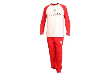 Pijama Club Deportivo Lugo Adulto
