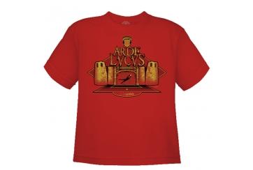 Camiseta Arde Lvcvc Infantil