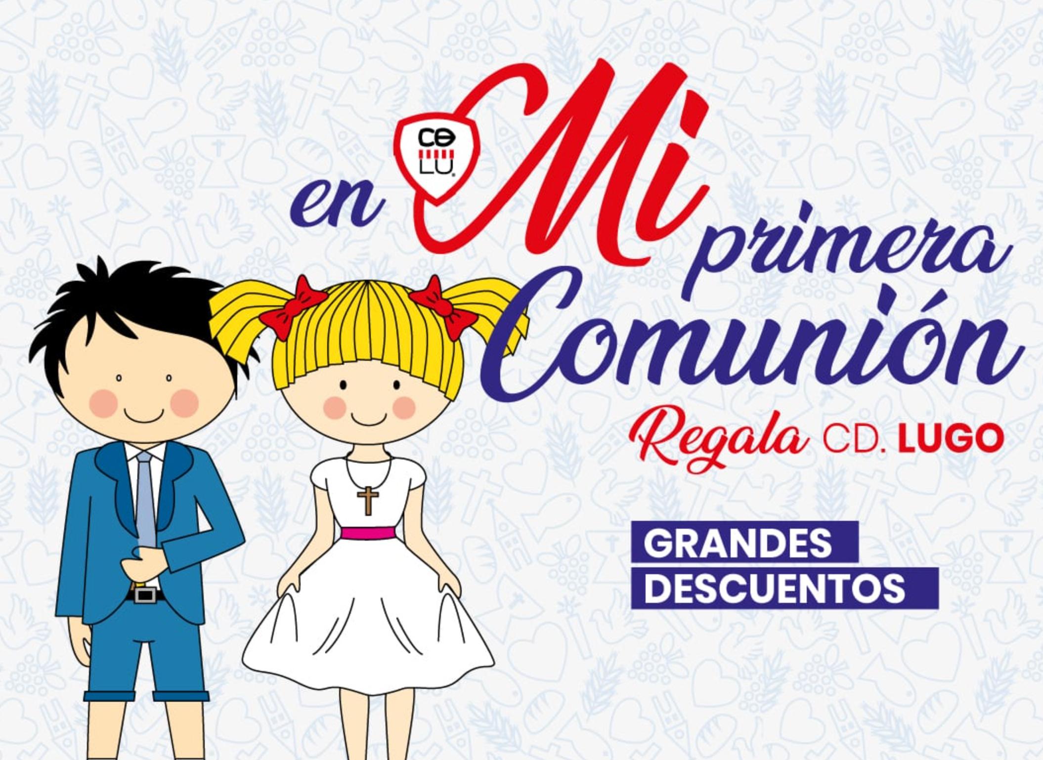 Promoción primera comunión